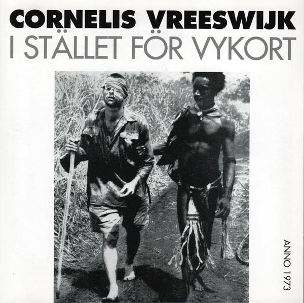 Cornelis Vreeswijki stället för vykort