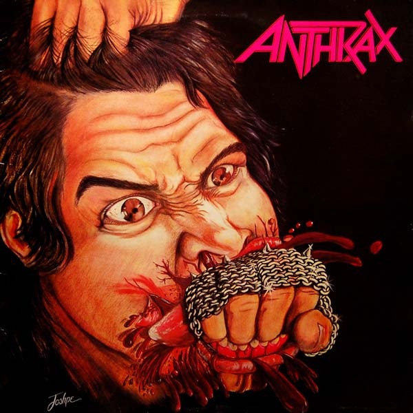 Anthrax-Fistful of Metal