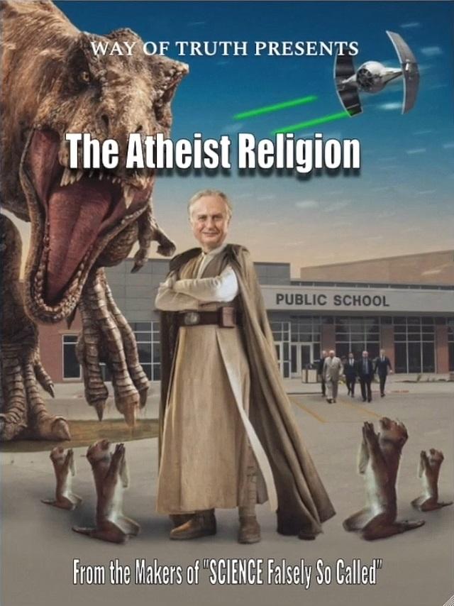 The Athelist Religion